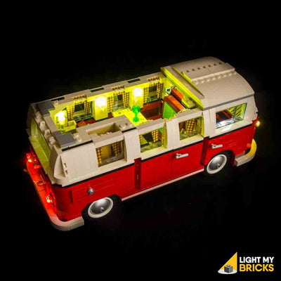 LEGO LED Light Kit for 10220 Volkswagen T1 Camper Van Top