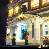 LEGO LED Light Kit for 10224 Town Hall Entrance
