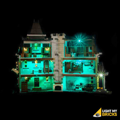LEGO LED Light Kit for 10228 Haunted House Inside