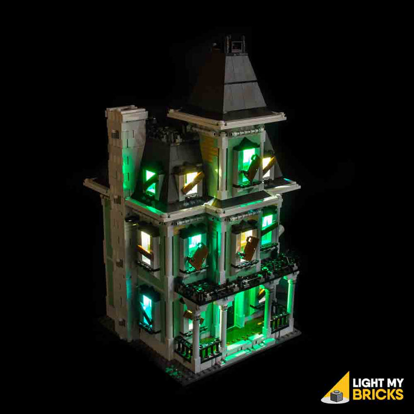 LEGO LED Light Kit for 10228 Haunted House Side
