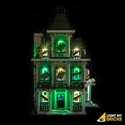 LEGO LED Light Kit for 10228 Haunted House Straight