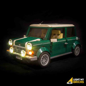 LEGO LED Light Kit for 10242 Mini Cooper Front