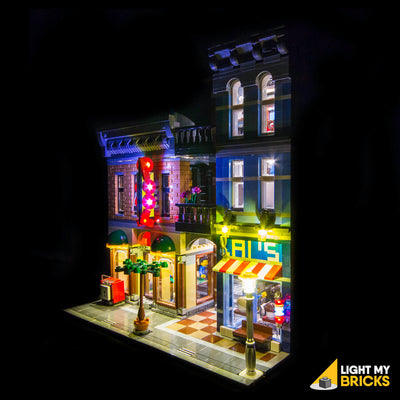 LEGO Detective's Office #10246 Light Kit