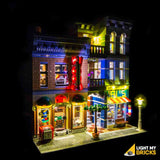 LEGO LED Light Kit for 10246 Detective's Office Side