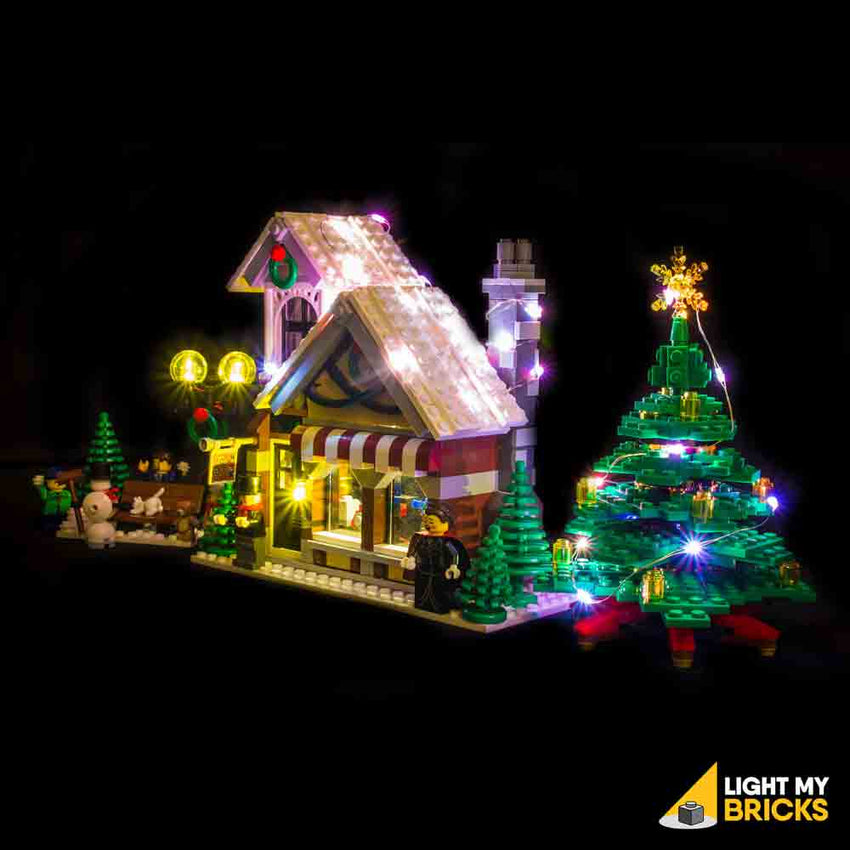 LEGO LED Light Kit for 10249 Winter Toy Shop Christmas Tree