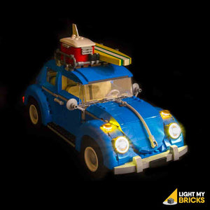 LEGO LED Light Kit for 10252 Volkswagen Beetle Front