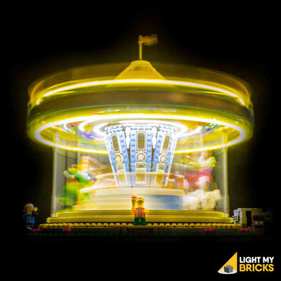LEGO LED Light Kit for 10257 Carousel Spin