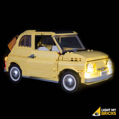 LEGO Fiat 500 #10271 Light Kit