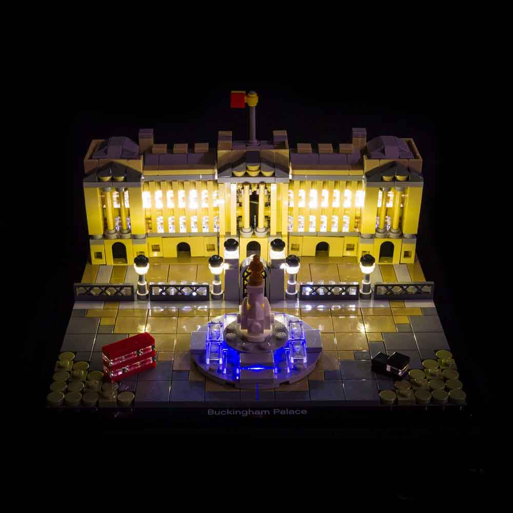 LEGO Buckingham Palace #21029 Light Kit