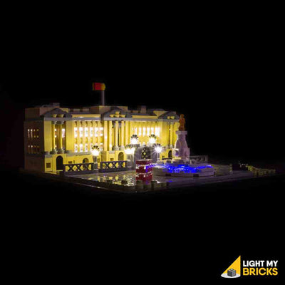 LEGO LED Light Kit for 21029 Buckingham Palace Side 1