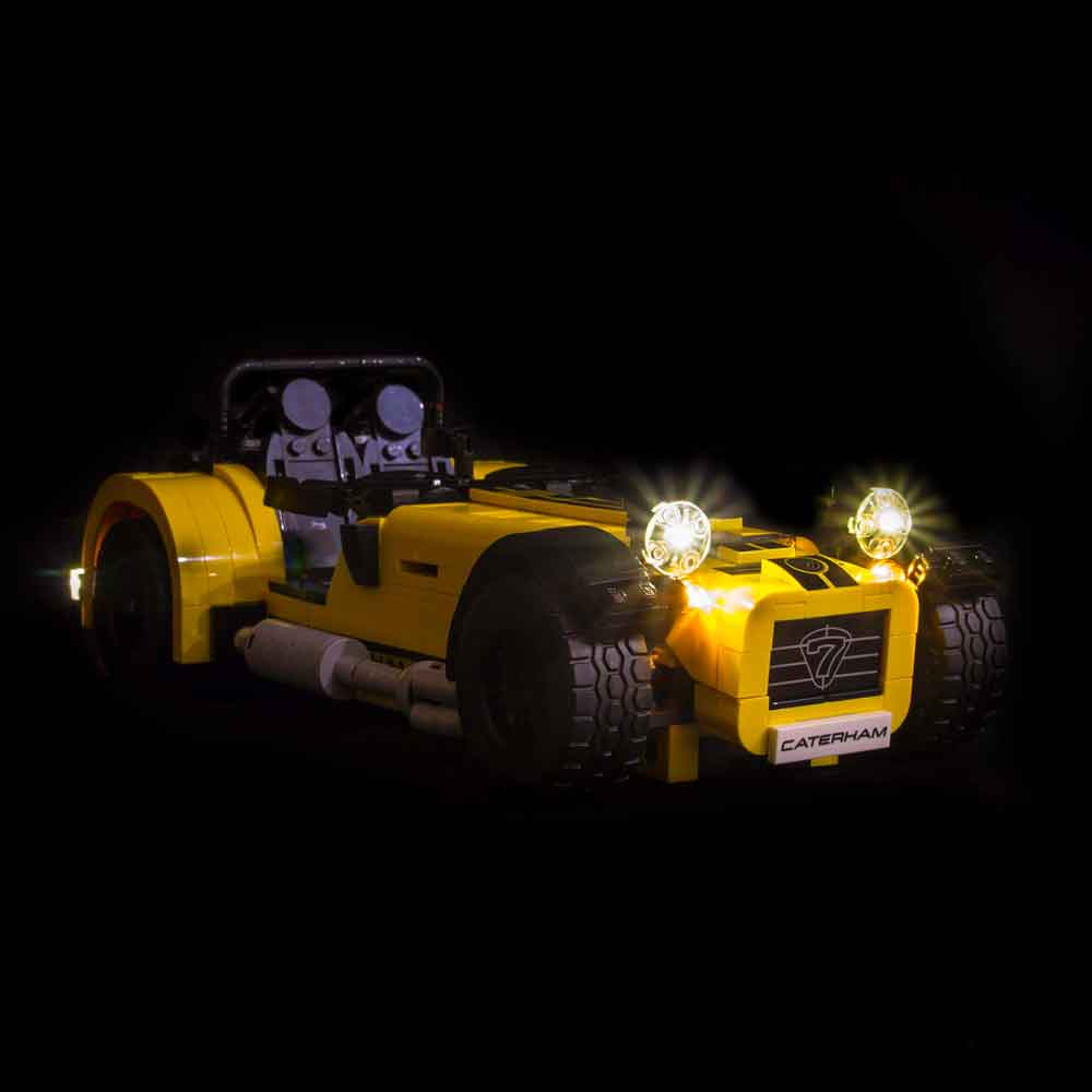 LEGO Caterham Seven 620R #21307 Light Kit