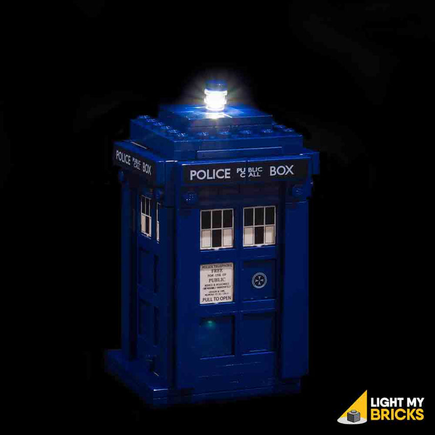 LEGO LED Light Kit for 21034 Dr Who Tardis