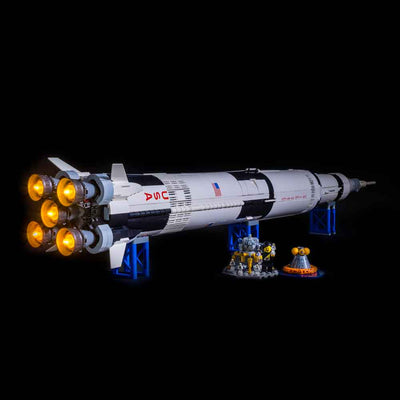 LEGO NASA Apollo Saturn V #21309 Light Kit