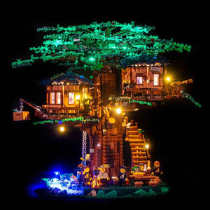 LEGO Tree House #21318 Light Kit