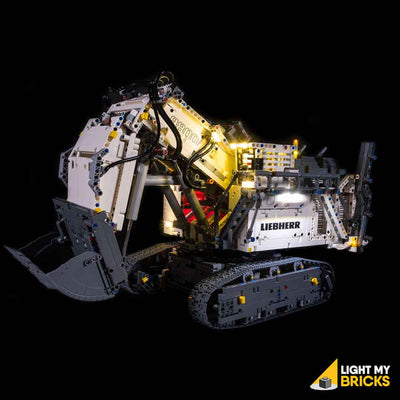LEGO Liebherr R 9800 #42100 Light Kit
