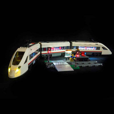 LEGO High-speed Passenger Train #60051 Light Kit