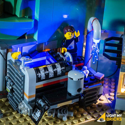 LEGO LED Light Kit for 70840 Welcome to Apocalypseburg Water Pipe