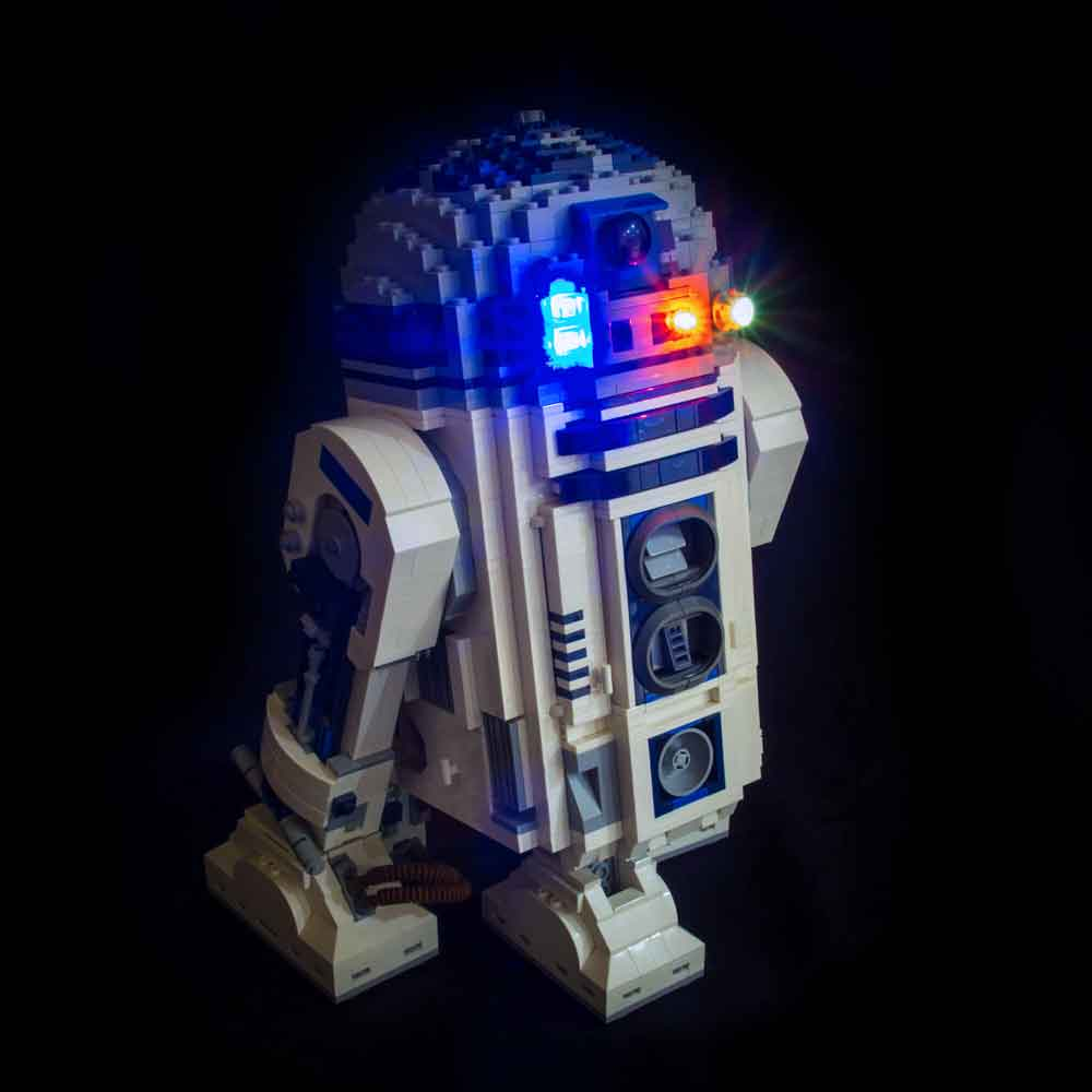 LEGO Star Wars R2-D2 #10225 Light Kit
