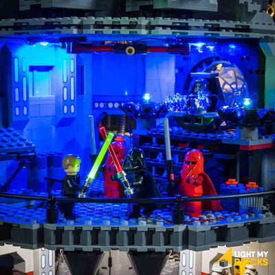 LEGO Death Star Lights 75159 Lego Lights