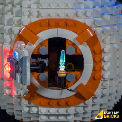 LEGO LED Light Kit for 75187 BB-8 Close Up