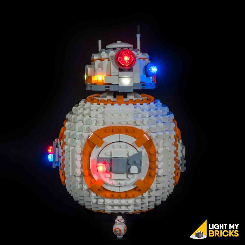 LEGO LED Light Kit for 75187 BB-8 Front