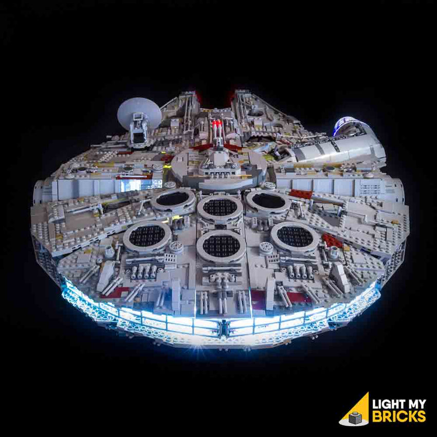 Star Wars UCS Millennium Falcon #75912 LEGO® Light Kit | Light My Bricks