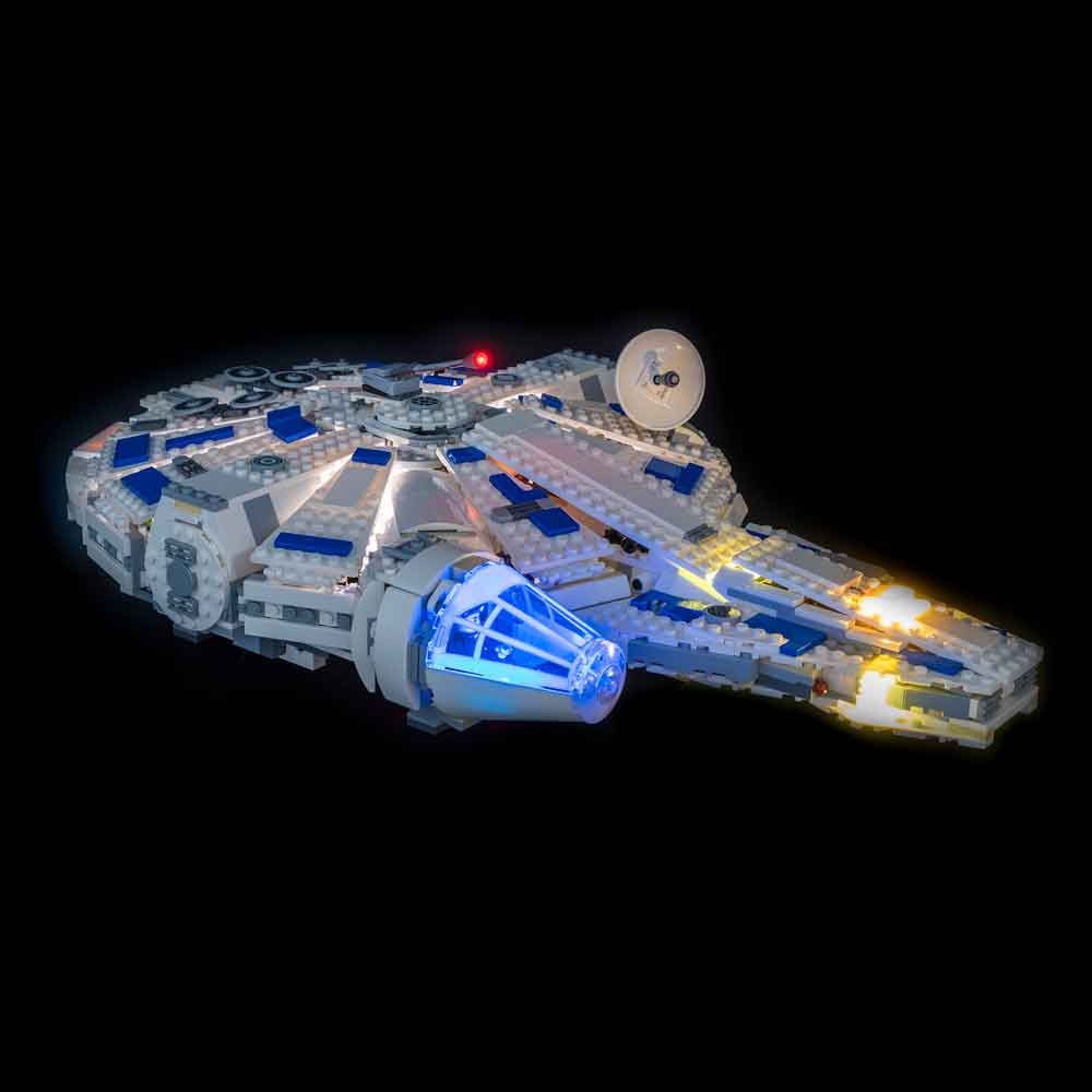 LEGO Star Wars Kessel Run Millennium Falcon #75212 Light Kit