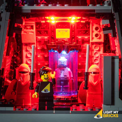 LEGO LED Light Kit for 75251 Darth Vader Castle Bacta Chamber