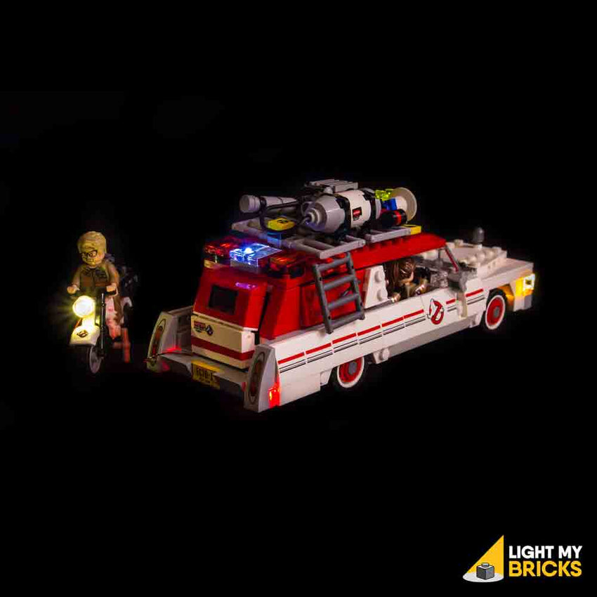 LEGO LED Light Kit for 75828 Ghostbusters Ecto 1 & 2 Rear