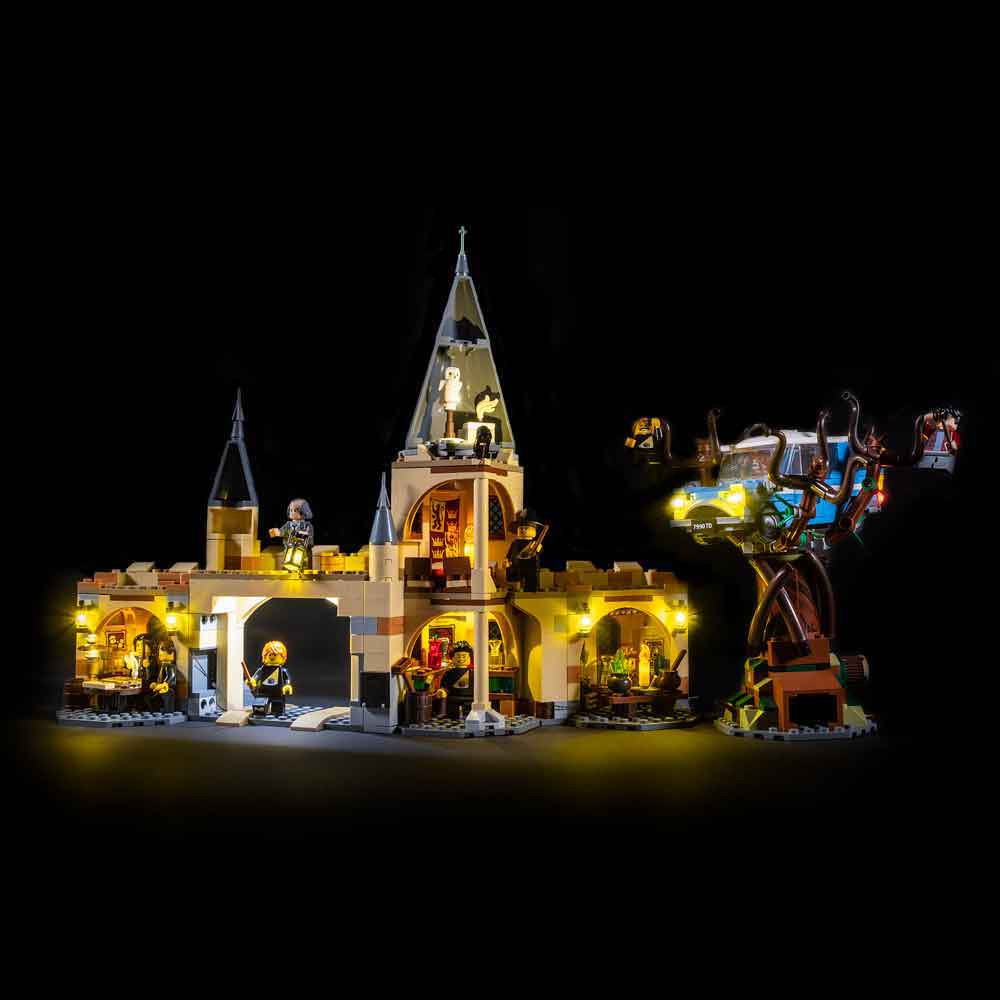 LEGO Hogwarts Whomping Willow #75953 Light Kit