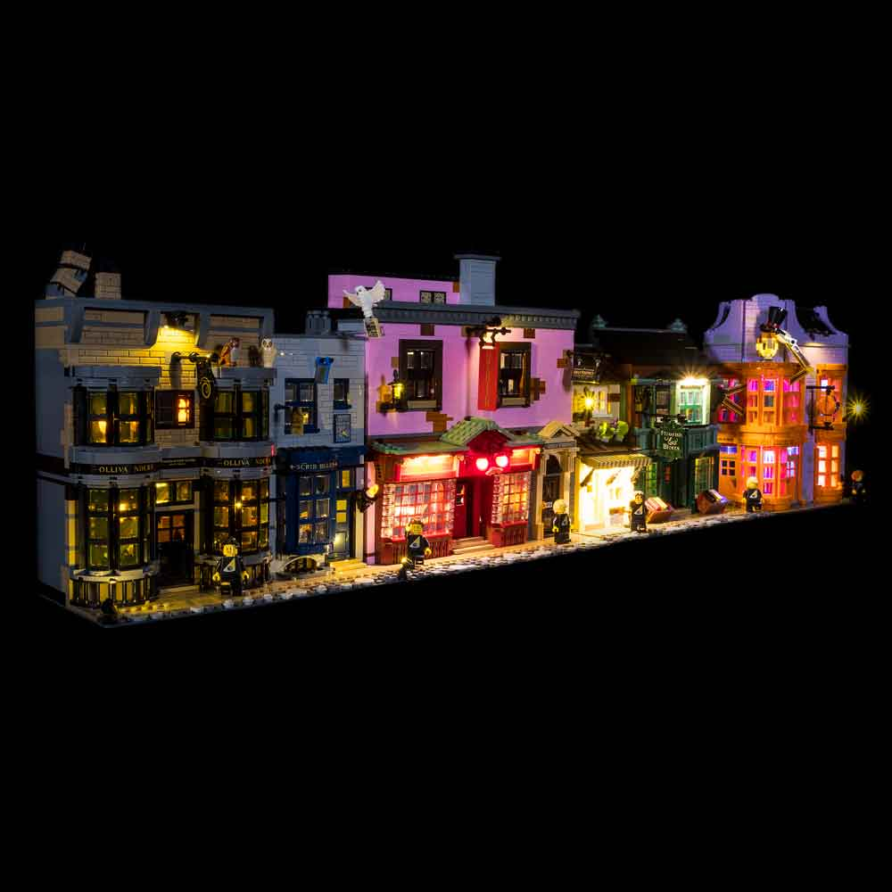 LEGO Diagon Alley #75978 Light Kit