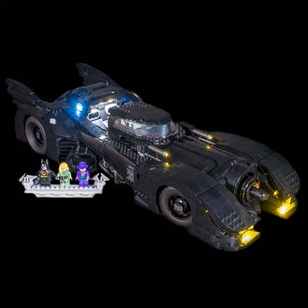 LEGO 1989 Batmobile #76139 Light Kit