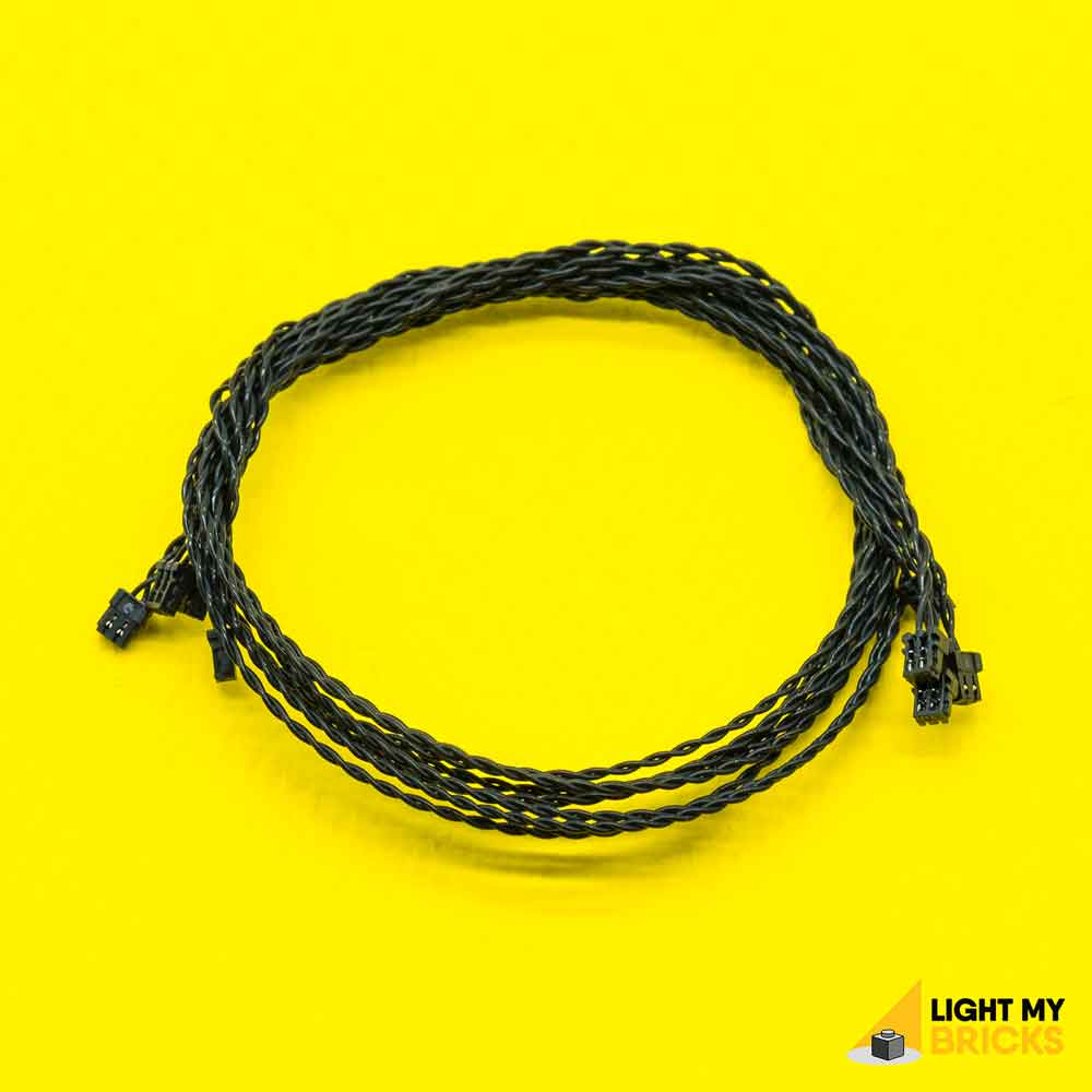Connecting Cables - 50 cm (4 pack)