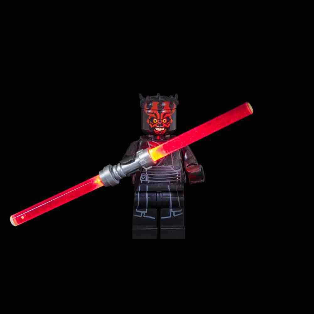 LED LEGO Star Wars Lightsaber Light - Darth Maul