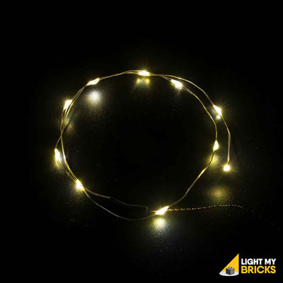 LED Light String - Warm White