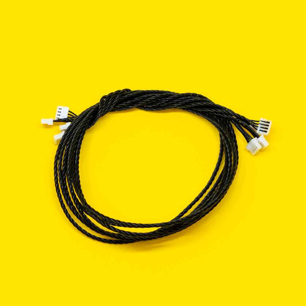 RGB Connecting Cable 30cm (4 pack)