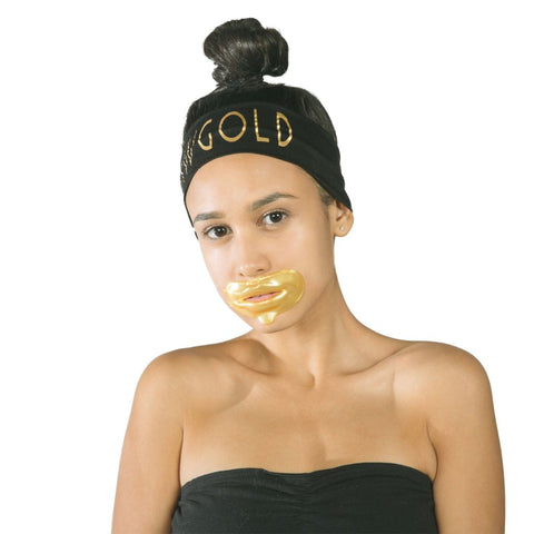 Image of CLEOline 24K Gold HydroGel Masks Bundle (Save $10)