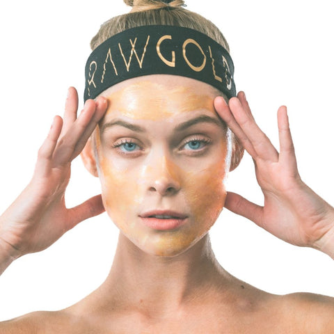 24K Ra Gold Peel Off Mask