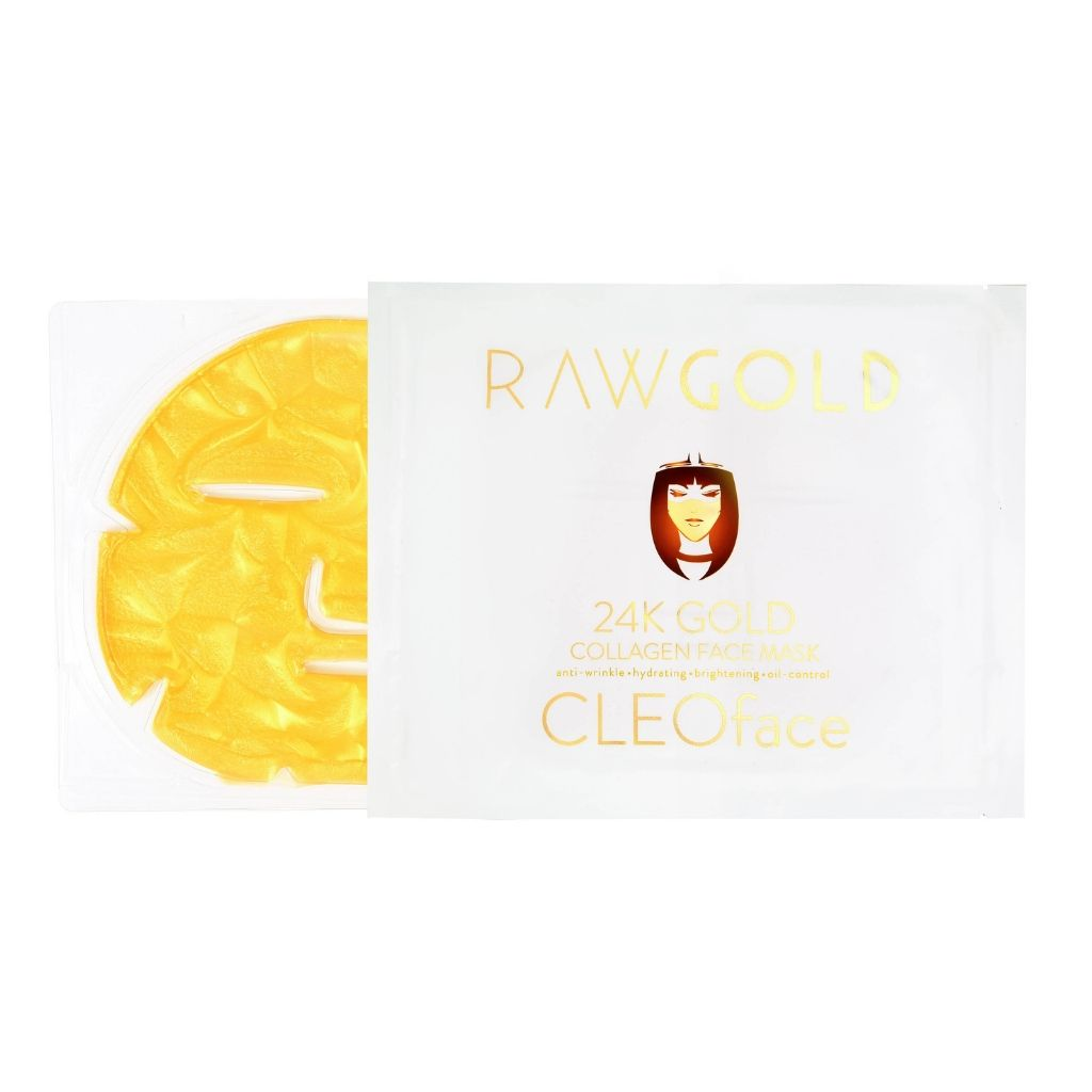 CLEOline 24K Gold HydroGel Masks