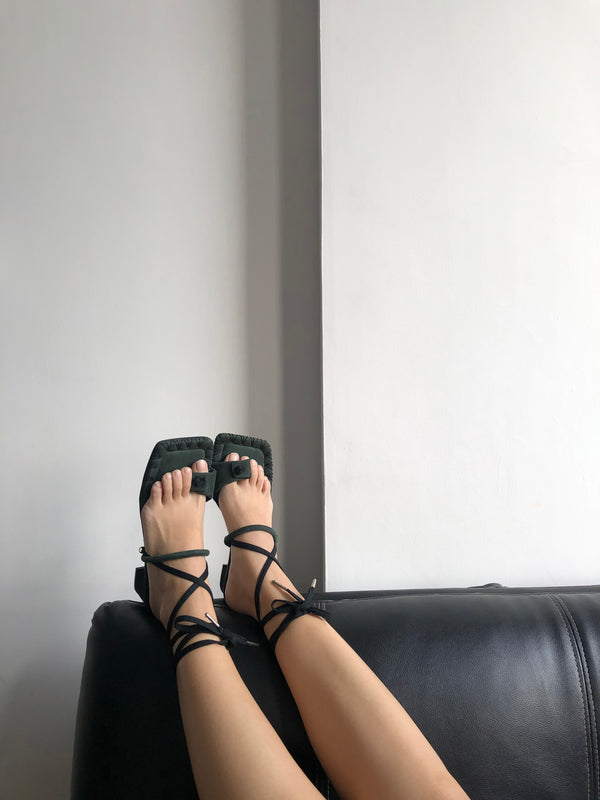 Ankle Straps - Black