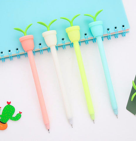 Potted Plant Pens