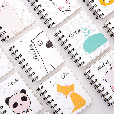 Baby Animal Scribble Pads
