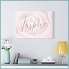 Inspirational Canvas Wall Art with the quote