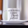 Power in Grace Coffee mug