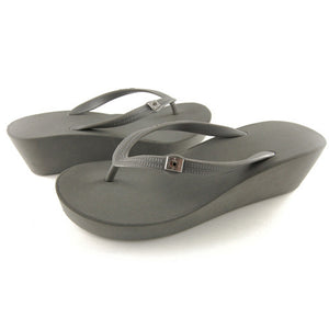 WEDGES / Grey / 5cm