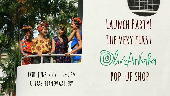 The Launch Of Our First Pop-Up Shop!
