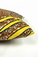 OliveAnkara ORANGE Cushion - SIDE