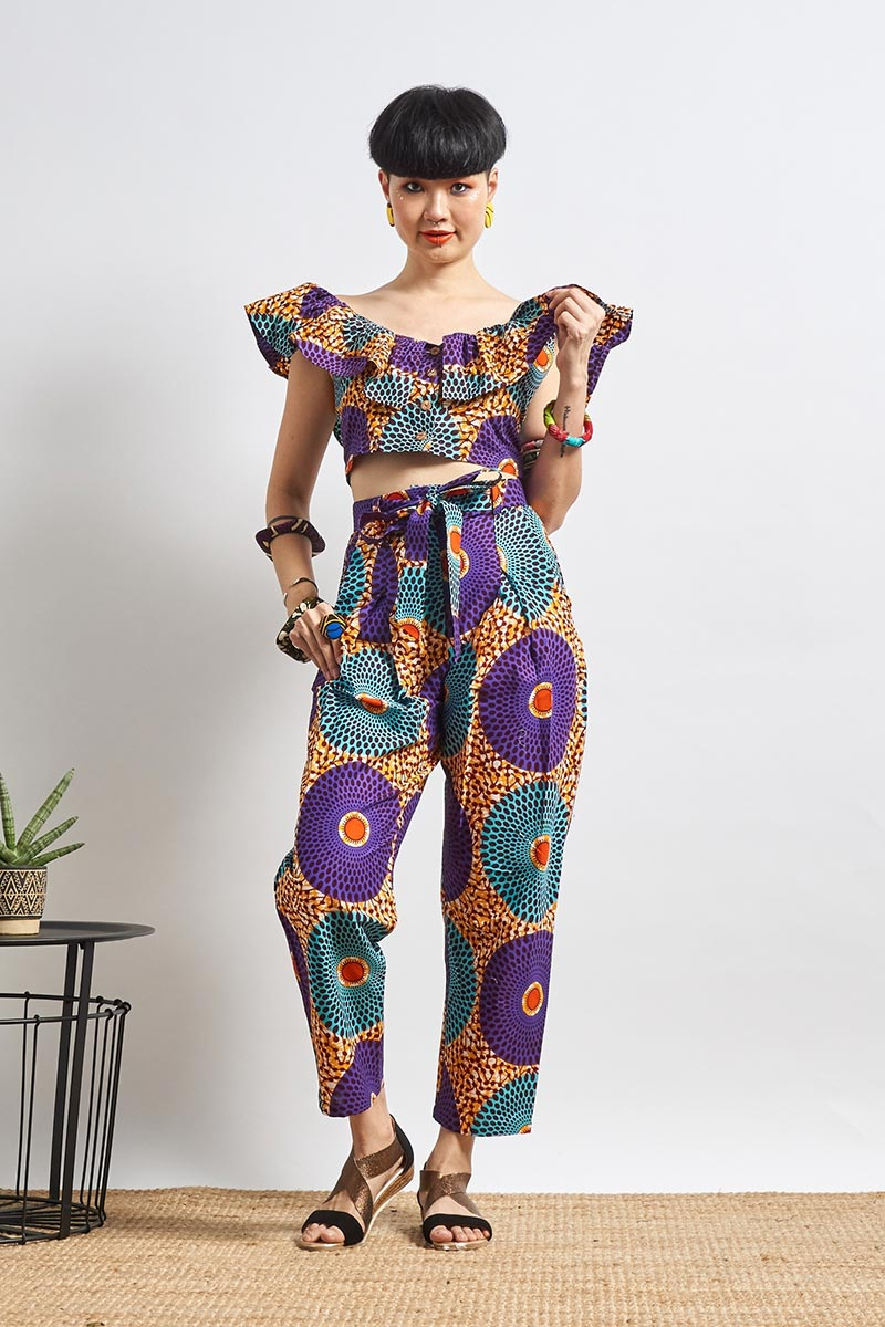 Adaora Water Well Pants