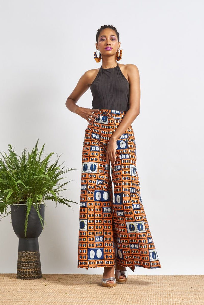 Apiyo Winneba Wrap Pants