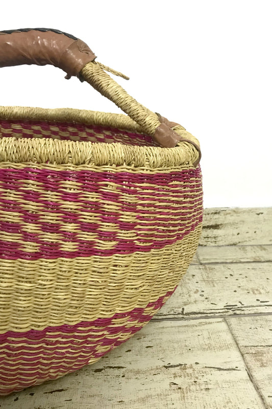 OliveAnkara - Ghana Bolga baskets #4 - side